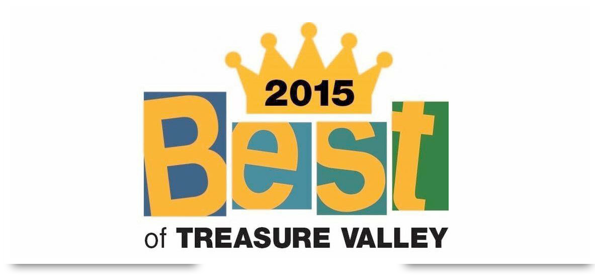voted best of treasure valley 2015